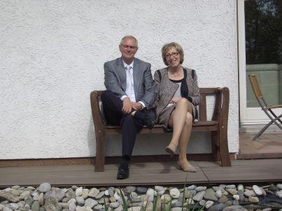 Ihr Gastgeber Maria und Armin Kallenborn