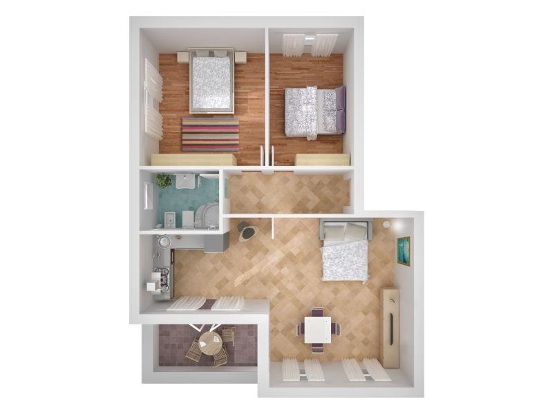 Holiday apartment Casa Tuly