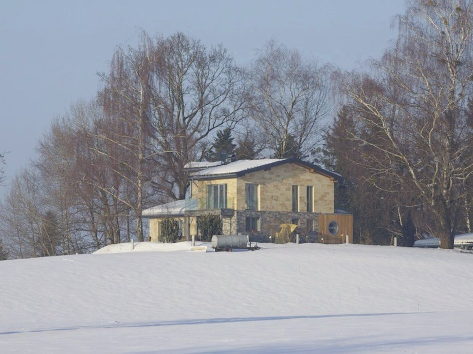 Our Cottage in Winter time