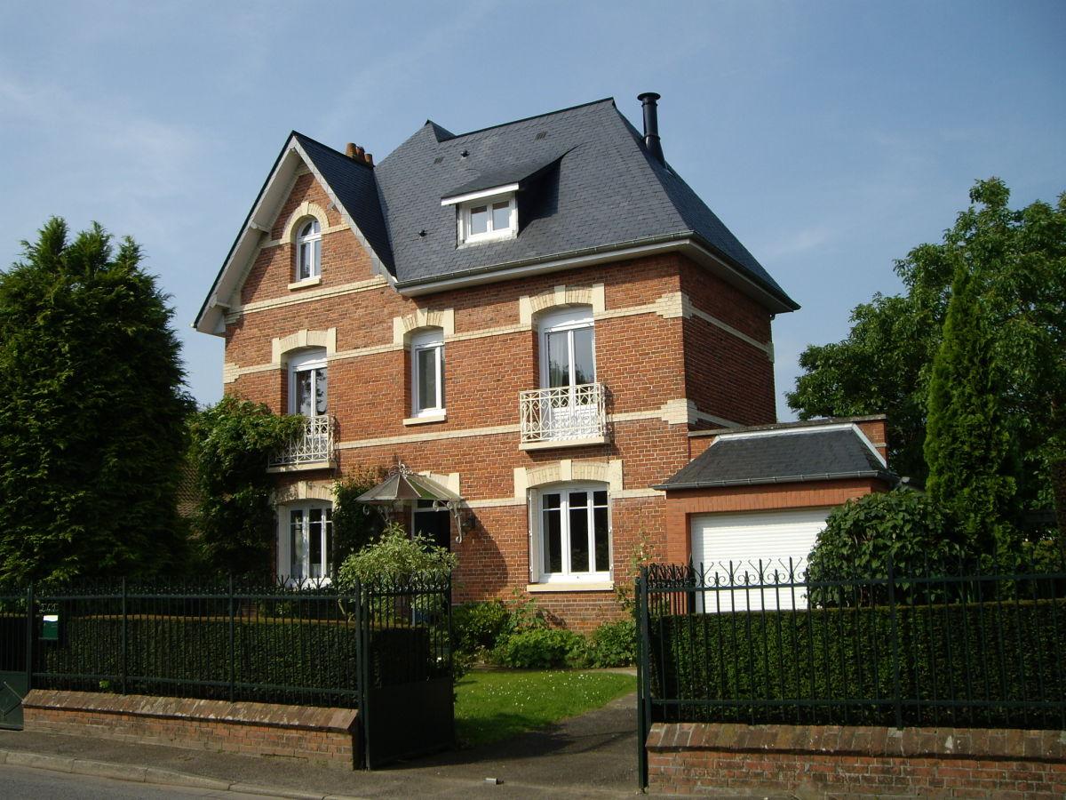 Ferienhaus La Maison Beaurevoir, Normandie - Firma La Maison ...