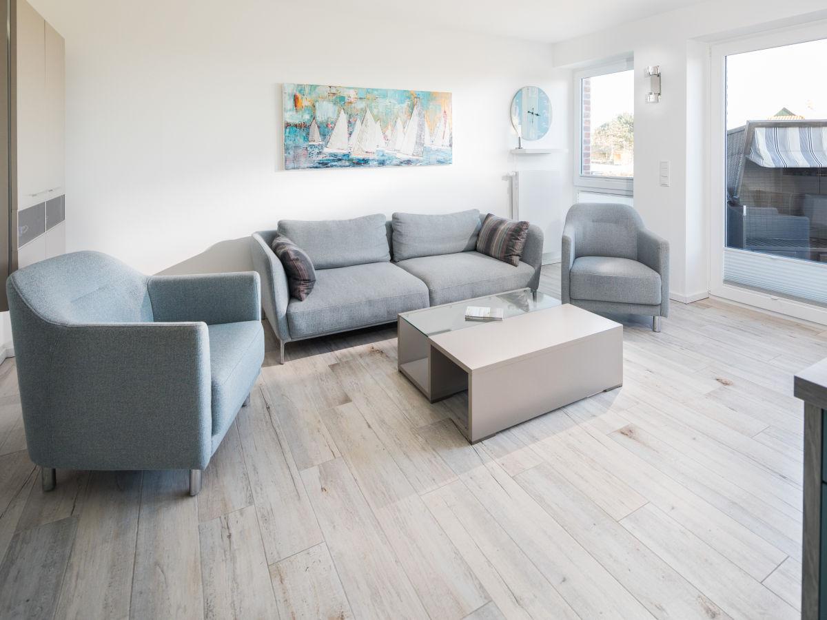 Ferienwohnung hellerblick 2 juist firma iwona jentsch for Sitzecke wohnzimmer