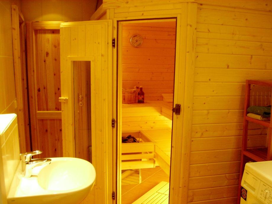 ferienwohnung erdgescho am dar direkt am nationalpark. Black Bedroom Furniture Sets. Home Design Ideas