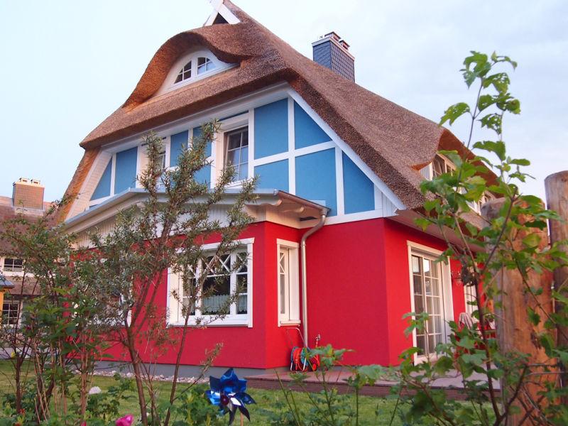 """Ferienhaus Boddenhus """"Kranichrast"""""""