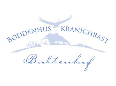 Ihr Gastgeber Dreeke mit dem freundlichen Boddenhus Team