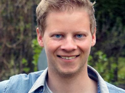 Ihr Gastgeber Jesper Borsje