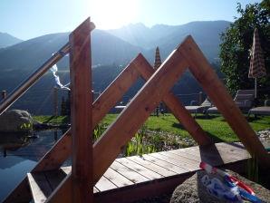 Ferienwohnung Palme in der Residence Braiter