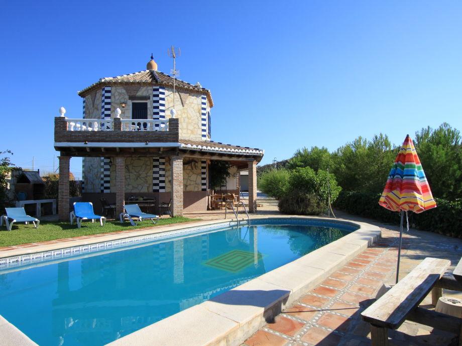 "Ihr Ferienhaus mit Pool ""Cortijo la Noria"""