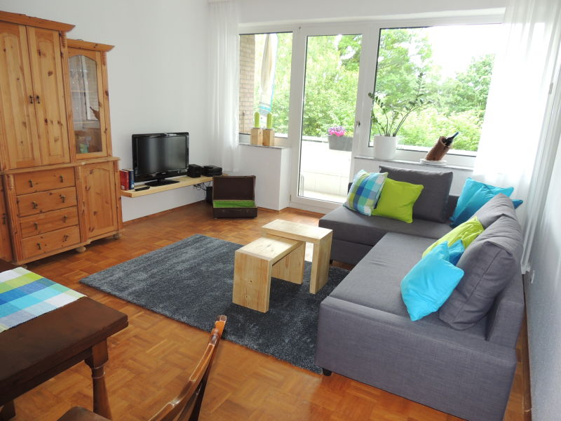 Holiday apartment Gute Stube
