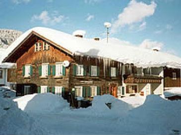 Ferienwohnung Landhaus Geborgenheit