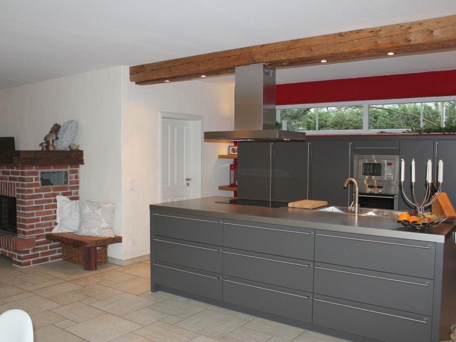 Offene küche herzlich willkommen im landhaus