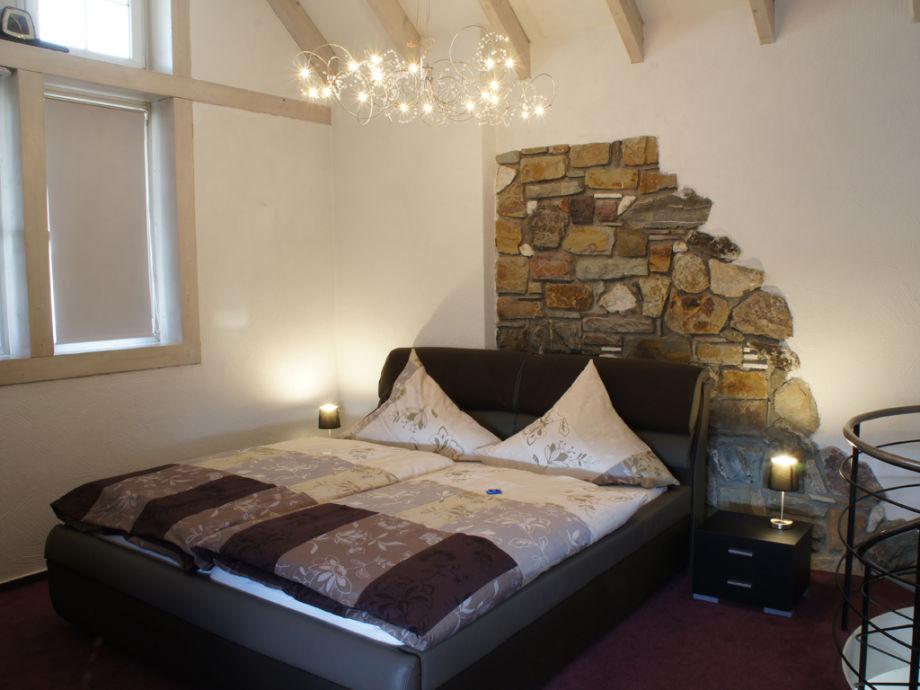 Bedroom - top floor