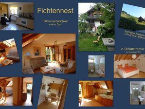 """Ferienwohnung """"Fichtennest"""""""