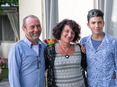 Ihr Gastgeber Mariateresa Rossotto