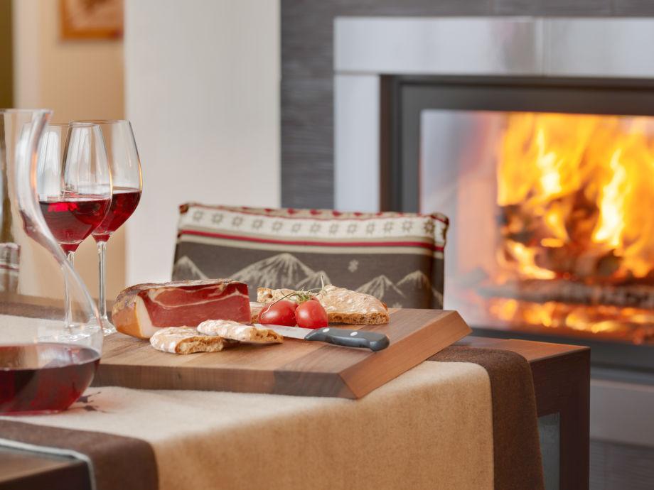 Ausstattung Crioli Dolomiti Lodge
