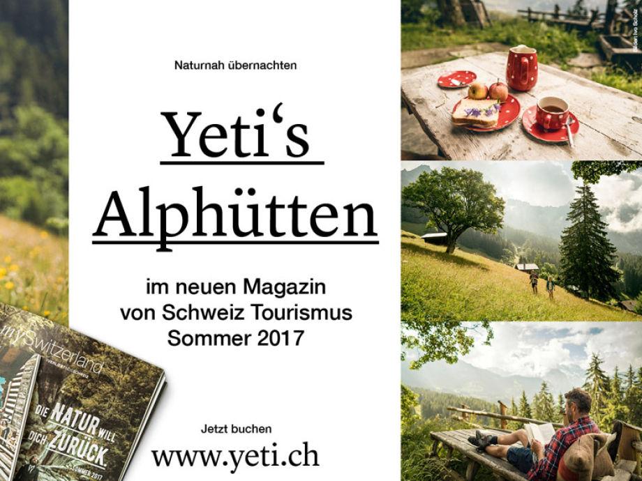 Dokument Chalet Yeti