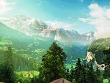 Alpine hut Chalet Yeti