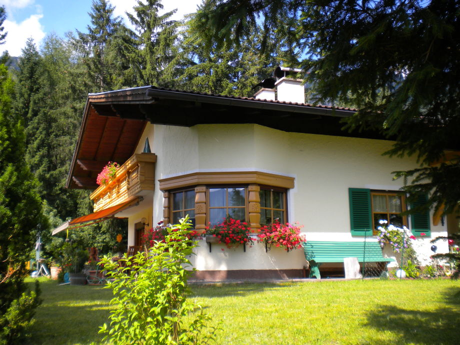 unser Haus in ruhiger UNVERBAUTER PANORAMALAGE