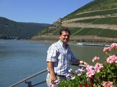 Ihr Gastgeber Bernd Lange