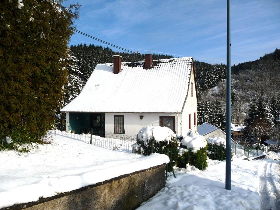 'Neeltje' im Winter