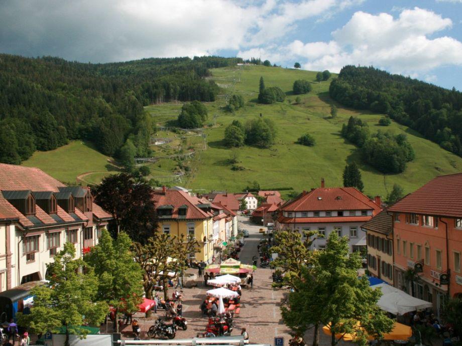Ferienwohnung Todtnau - Hasenhornblick, Hochschwarzwald ...
