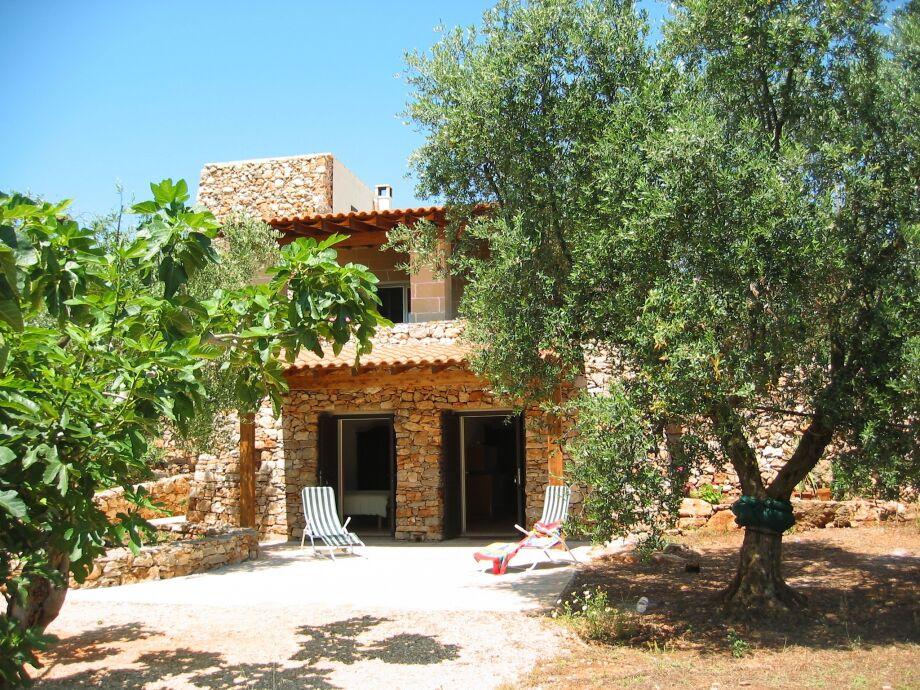 Villa Blumare - unten App.Sole