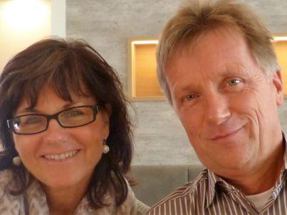 Ihr Gastgeber Gerold+Renate Witzel