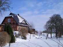 Ferienhaus Fachwerkhaus Sudeblick