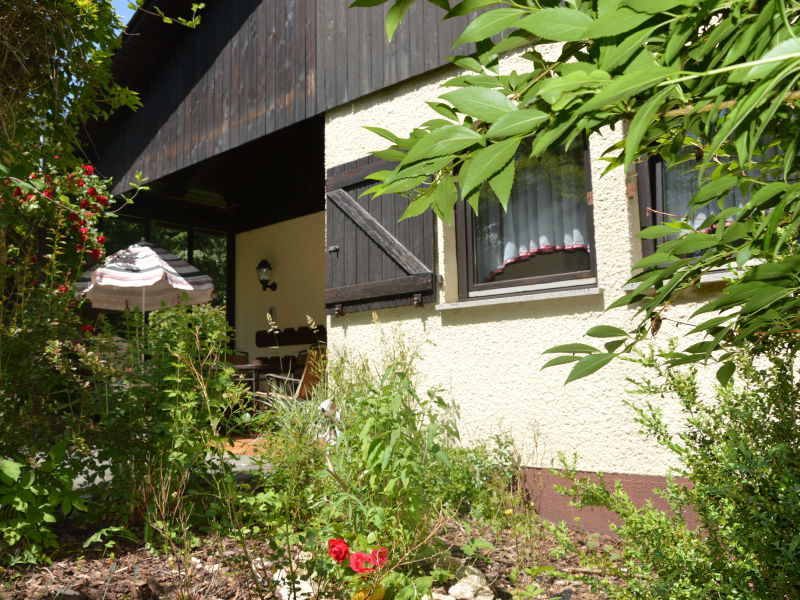 """Holiday apartment in the first class house """"Blumengarten"""""""