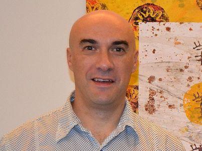 Ihr Gastgeber Toni Pons Fluxà