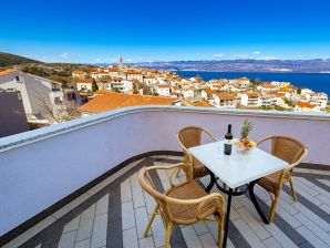 Holiday apartment Vjeko 2 with nice sea view