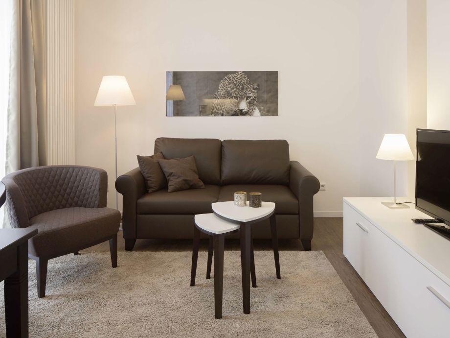 gemütliche Sitzecke im Wohnbereich