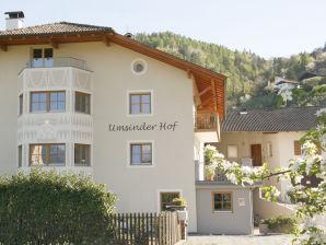 Ferienwohnung Tschaggl im Umsinderhof