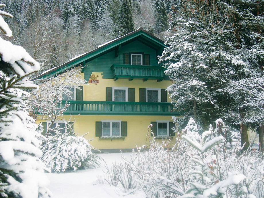 Ferienhaus Radstadt im Winter