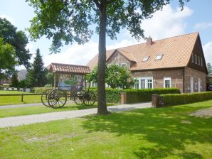 Holiday apartment Storchennest Wendland holiday house