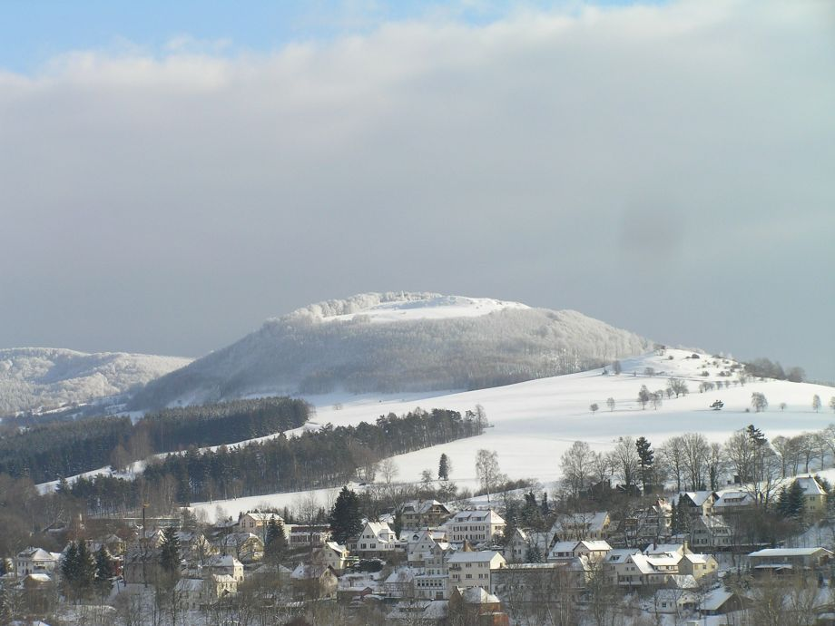 Winter in der Rhön