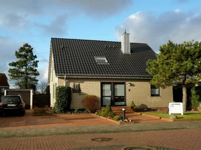 Kalveram Norderney - 5-Raum Wohnung im Erdgeschoss