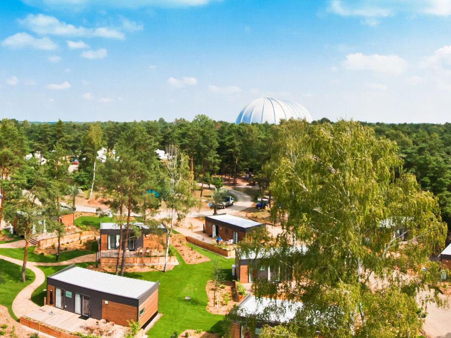 Ferienhaus mobile home f r 4 personen dahme spreewald for Mobiles ferienhaus
