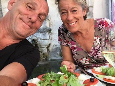 Ihr Gastgeber Fred und Anita Prinssen