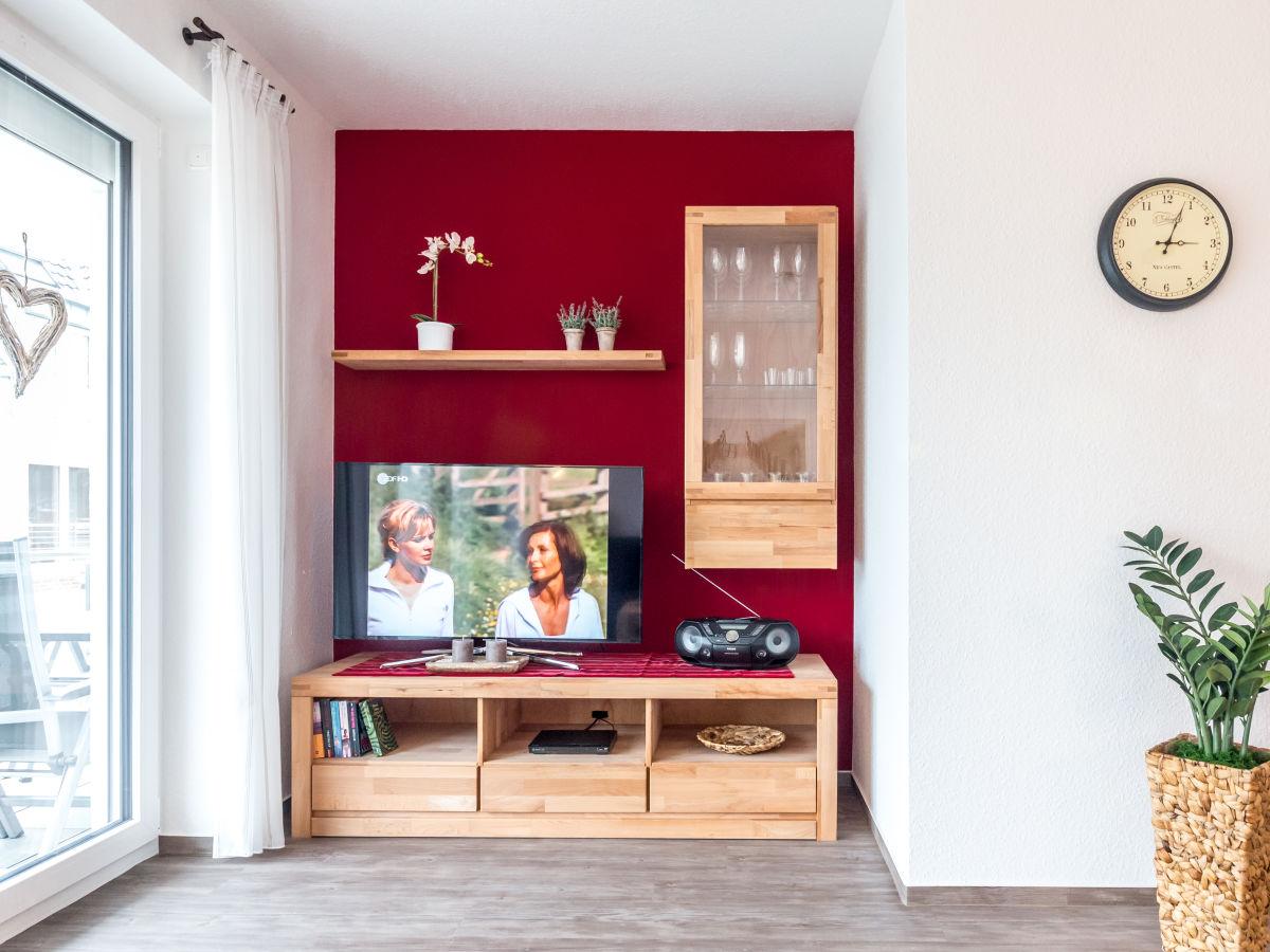 Ferienwohnung Palais am Meer II  Wohnung 5, Duhnen  -> Tv Schrank Schlafzimmer