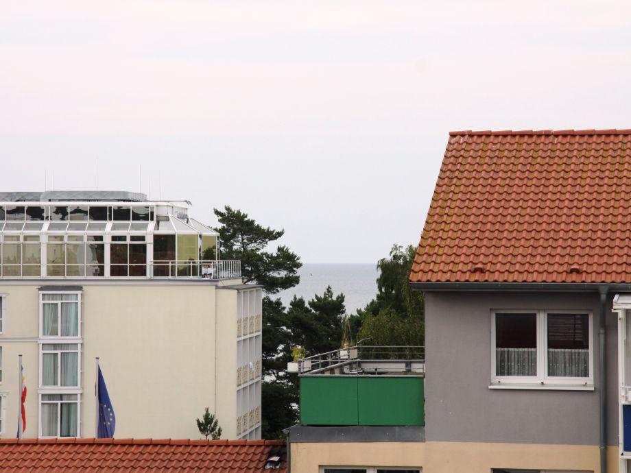 Blick vom Treppenhaus