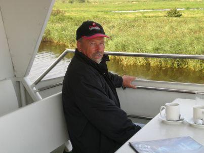 Ihr Gastgeber Karl-Heinz Kornew