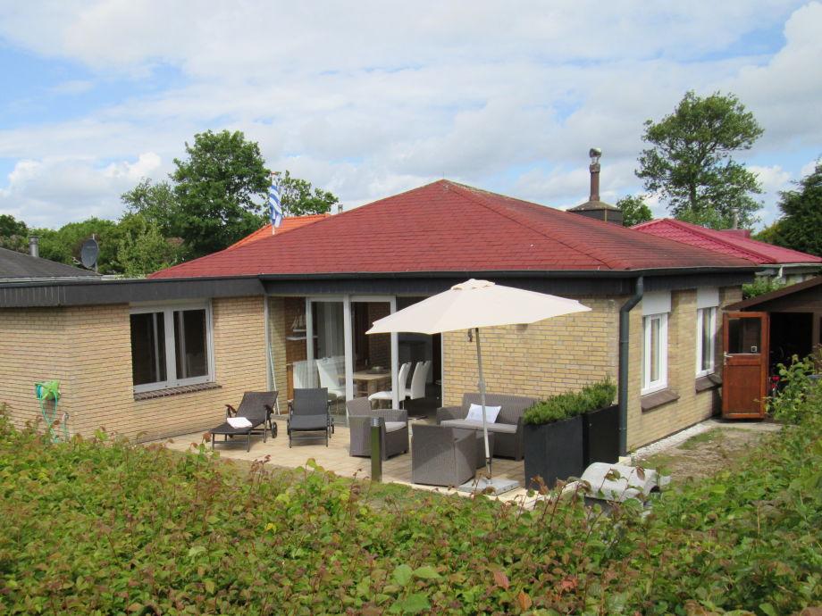 Außenaufnahme Privates Ferienhaus Wildhoek 5