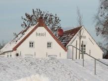 """Ferienhaus """"Huus an't Diek"""" von 1850 - direkt am Hafen von Greetsiel"""