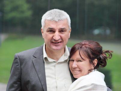 Ihr Gastgeber Viktor und Tatjana Dirks