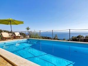 Holiday house Tucepi with sea view