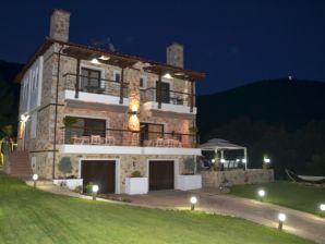 Evmorfes Villa Sunset