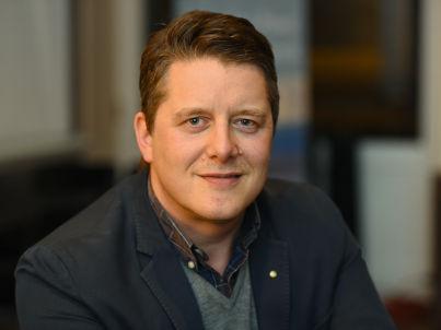 Ihr Gastgeber Hendrik Fennel