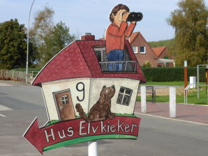Ferienhaus Hus Elvkieker