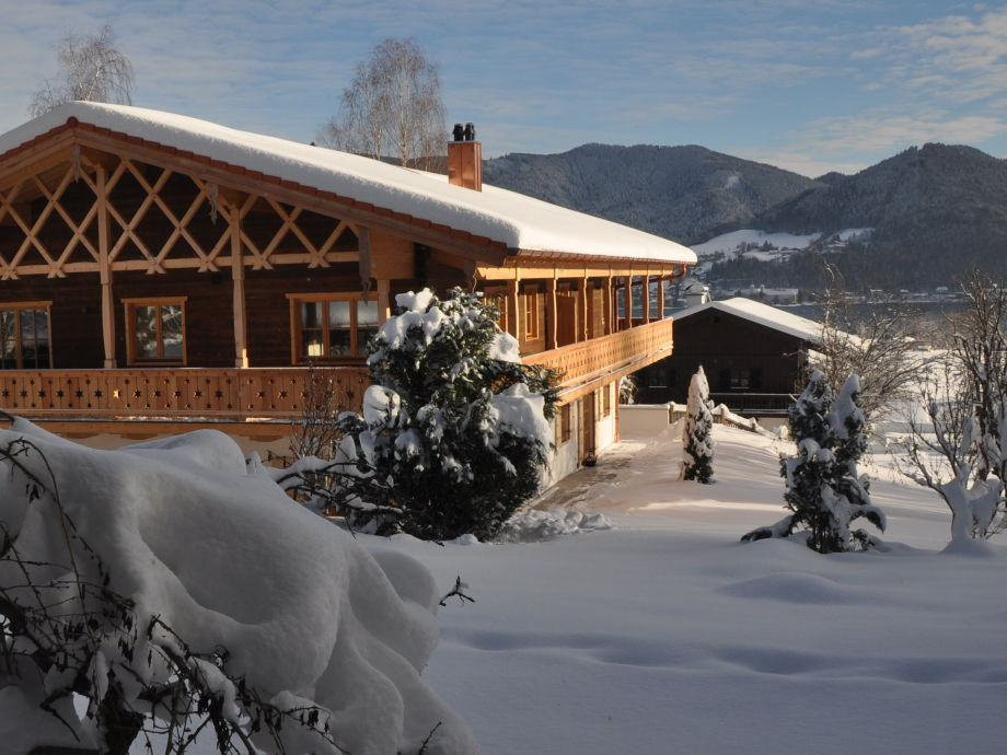 Winter at Bergerhoeh