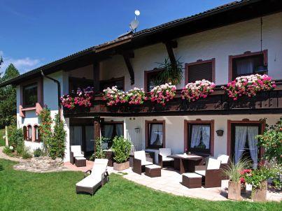 Allgäu - Kuschel's Panorama Landhaus
